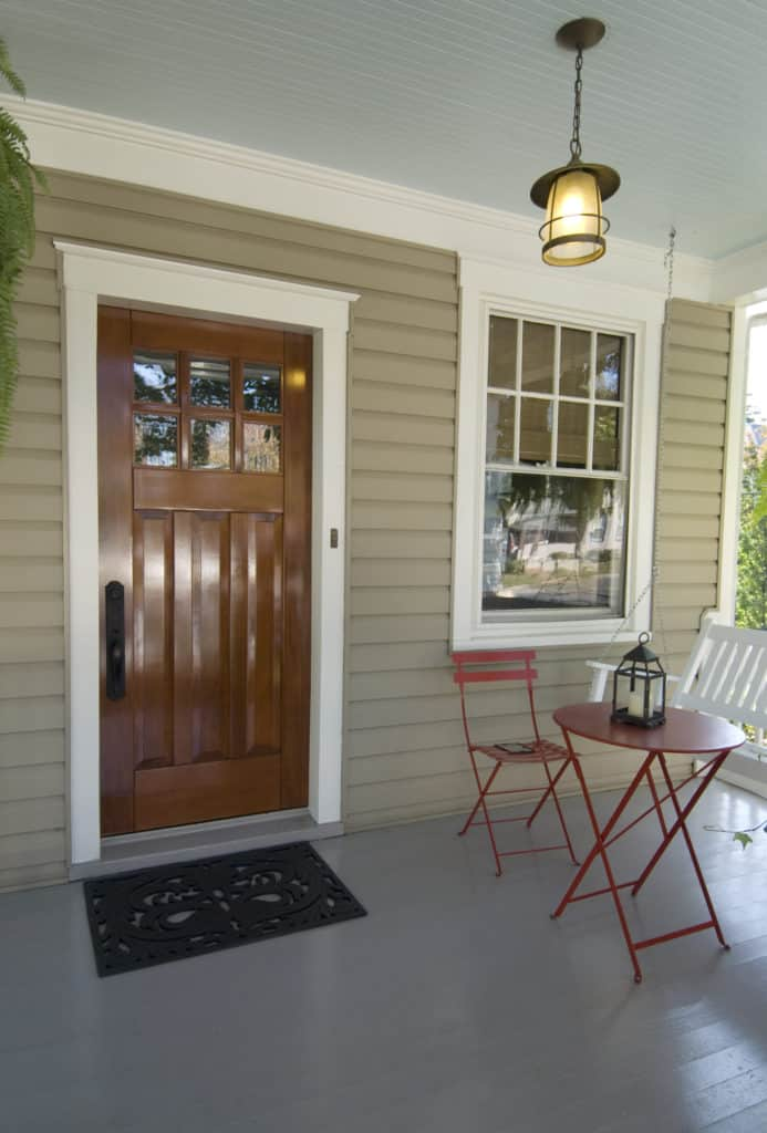 19. Craftsman Traditional Entryway (ECTL05V3) in Annapolis, MD