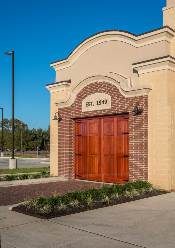 113. Channelview Fire and Administration Building