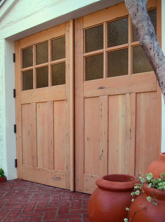 87. Green Craftsman Traditional (CTL05 in Reclaimed Douglas Fir) in Carmel, CA